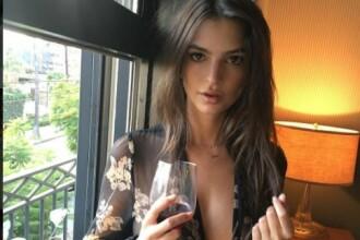 Femeia cu cel mai frumos bust natural din lume a pozat goala, apoi a postat online. Reactia fanilor de pe Instagram