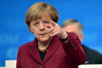 Reactia Angelei Merkel dupa adoptarea ordonantei care modifica codurile penale.