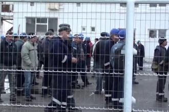 Peste 80 de mineri de la Ocna Dej au intrat in subteran ca sa protesteze. Ce conditii au pus pentru a renunta