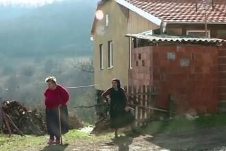 Cum si-au aratat locuitorii unui satuc uitat de lume din muntii Serbiei admiratia pentru Vladimir Putin