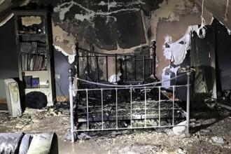 I-a luat foc dormitorul dupa ce si-a lasat telefonul la incarcat peste noapte. Cum arata camera adolescentei dupa incendiu