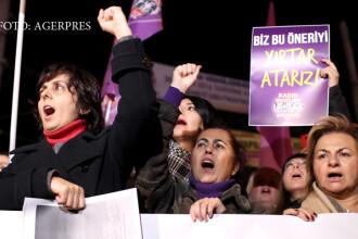 Proteste in Turcia, dupa ce partidul de guvernamant a propus legalizarea pedofiliei. Ce trebuie sa faca agresorii ca sa scape