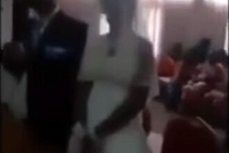 Se pregatea sa se casatoreasca, cand amanta lui a aparut imbracata in rochie de mireasa. Cum a reactionat barbatul VIDEO