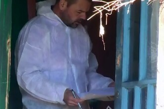 Detinut de 28 de ani, internat la infirmeria Penitenciarului Oradea, pentru ca avea probleme psihice, gasit mort in baie