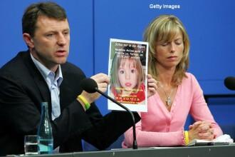 Vestea dramatică primită de părinții lui Madeleine McCann, la scurt timp după găsirea primului suspect