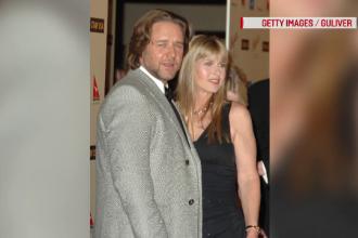 Russell Crowe vrea sa-si refaca viata alaturi de vaduva celui mai bun prieten al sau, Steve Irwin -