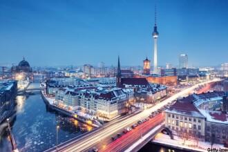 Berlinul de sarbatori, un oras rece care stie sa te primeasca cu caldura. Singurul loc