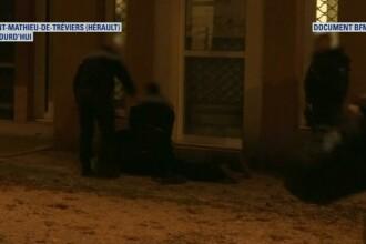 Atac armat in Franta. Barbatul care a ucis o angajata a unui azil si a luat ostatici 70 de calugari a fost prins