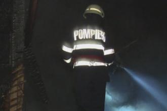 Un barbat a murit intr-un incendiu izbucnit in anexa in care locuia. Flacarile au pornit in miez de noapte