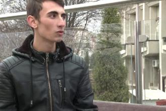 Gest in premiera facut de un elev in Romania.