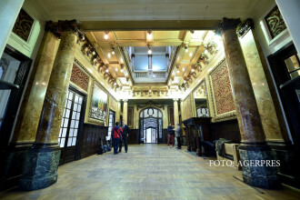 Un palat din Bucuresti vechi de peste 100 de ani, scos la vanzare de o agentie imobiliara. Suma uriasa ceruta de proprietari