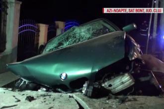 Adolescenta de 15 ani, lovita mortal de un TIR in Targu Jiu. In Cluj, patru persoane au intrat cu masina intr-un pod