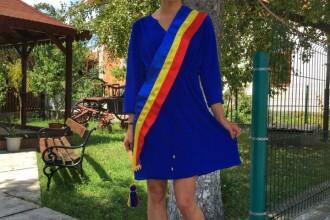 A facut emisiuni la MTV iar acum a fost aleasa primar intr-o comuna din Arad.