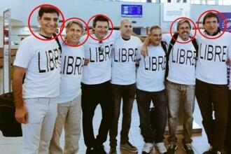 Atacul terorist din New York: Primele imagini cu cei cinci argentinieni uciși în atentat