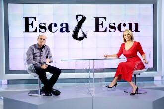 """Esca și Escu, toate episoadele exclusiv online. Electoratul care stă """"ca maimuța străveche chinezească"""""""