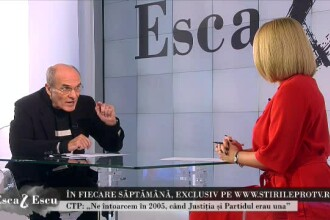 """Esca şi Escu, despre legile justiției. CTP: """"Ce se urmărește? Penalul să ajungă președinte"""""""