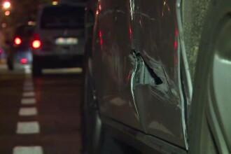 Cosmin Contra, implicat într-un accident de maşină în București