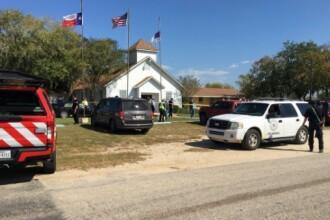 Atac armat într-o biserică din Texas. 27 de morți și 24 de răniți. Mesajul lui Donald Trump