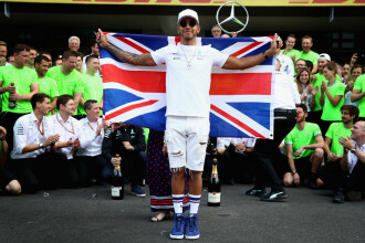 Paradise Papers: Lewis Hamilton s-a folosit de paradisuri fiscale pentru a nu plăti TVA pe avionul său