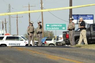 Atac armat în Texas. Mărturia bărbatului care susține că l-a urmărit pe atacator