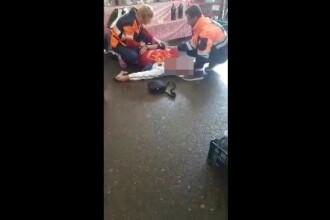 """Echipajul unei ambulanțe private n-a știut cum să resusciteze un bărbat. Reacția firmei: """"S-a pierdut"""""""