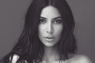 Kim Kardashian a dezvăluit că o boală gravă îi afectează chipul. GALERIE FOTO