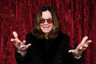 Ozzy Osbourne, în stare gravă din cauza gripei. Anunțul făcut de soția lui