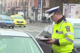 Lider de sindicat: Poliţiştii au o normă de amenzi pe care trebuie să o îndeplinească