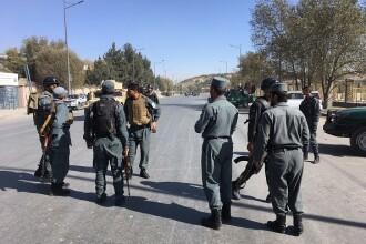 Atacul armat asupra televiziunii din Kabul s-a încheiat. Angajații au fost salvați