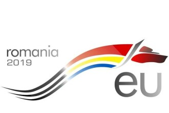Lupul dacic, logo-ul României pentru preşedinţia Consiliului UE, creat de un elev de 14 ani