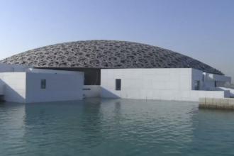Muzeul Luvru din Abu Dhabi se pregăteşte să-şi deschidă porţile. Cum arată clădirea