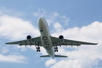 O aeronavă a aterizat de urgență în India, din cauza unei crize de gelozie