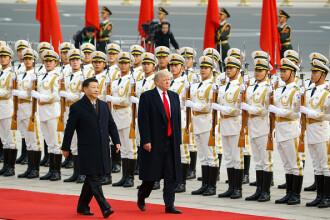 Trump și Xi Jinping au discutat despre întâlnirea pe care liderul american o va avea cu Kim Jong-un