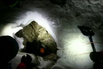 Alpinist german, salvat după ce a stat captiv 5 zile într-o crevasă