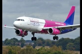 Un avion Wizz Air a lovit o pasăre și s-a întors de urgență pe Aeroportul Sibiu