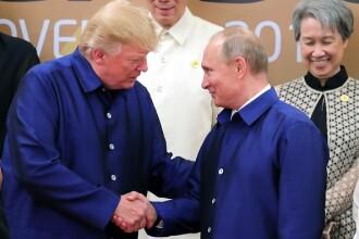 Trump l-a felicitat pe Putin pentru noul mandat și a anunțat o posibilă întâlnire