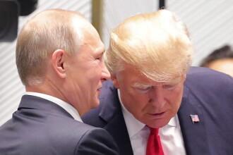Anunțul lui Trump privind o posibilă întâlnire cu Putin. Când ar putea avea loc