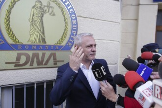 PNL cere CCR să invalideze mandatul de deputat al lui Liviu Dragnea, din cauza condamnării