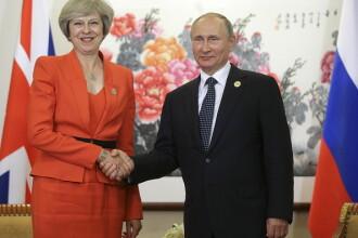 Scandalul spionului otrăvit. Marea Britanie a dat un ultimatum Rusiei