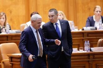 Ponta a anunțat când vor vota parlamentarii săi o moțiune de cenzură împotriva lui Dăncilă