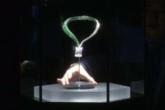 Cel mai mare și pur diamant, vândur cu 34 milioane de dolari la Geneva