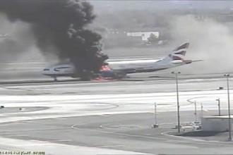 Imagini inedite cu un incident aviatic din Las Vegas făcute publice după 2 ani