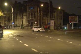 Accident grav provocat de un tânăr de 18 ani. Un taximetrist a ajuns la spital