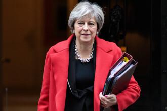 Guvernul britanic i-a dat undă verde premierului Theresa May să atace Siria