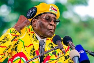 """Mugabe a decis """"să demisioneze"""". Privilegiile de care se va putea bucura"""