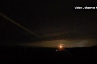 Laponia, lovită de un meteorit.