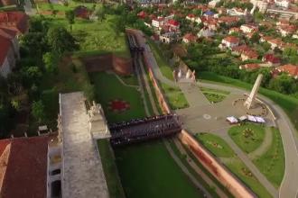 64 de obiective turistice din Alba Iulia, mai ușor de descoperit cu ajutorul unei aplicații