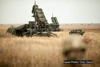 România a plătit rachetele Patriot, dar momentan a primit doar simulatoare