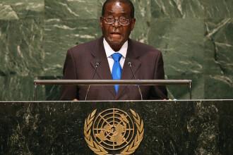 Preşedintele din Zimbabwe, Robert Mugabe a demisionat după 37 de ani de putere