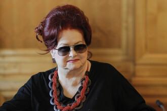 """Stela Popescu a murit. Trupul neînsuflețit a fost depus la Teatrul """"Constantin Tănase"""", iar duminică va fi înmormântată"""